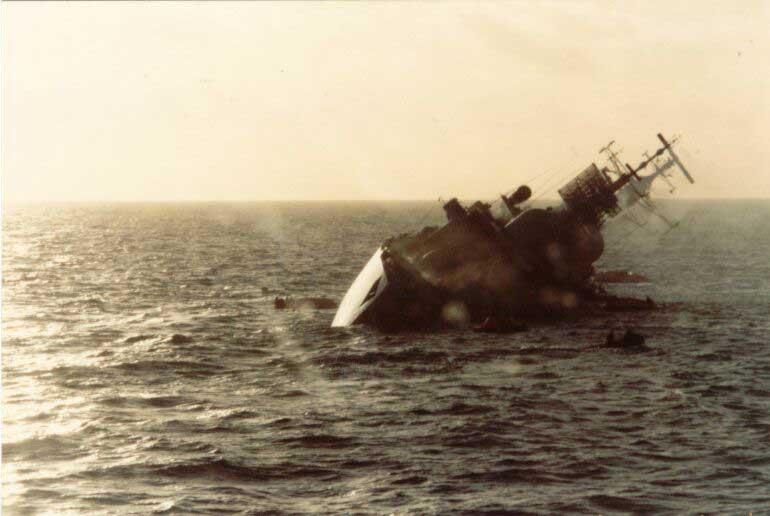 конфликт на подводной лодке